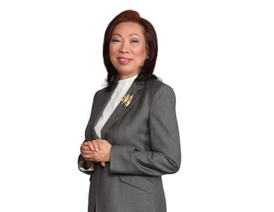 "FORBES Asia magazine's 2013 list of ""Asia's 50 Businesswomen In The Mix."